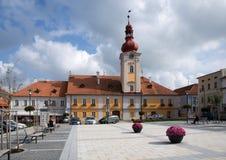 Kaplice, Czech republic Royalty Free Stock Photography