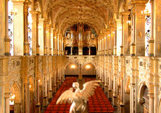 kaplicy Denmark frederick wnętrza slott Fotografia Royalty Free