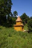kaplicy drewno Obraz Stock