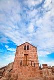 kaplicy góra synaj Fotografia Stock
