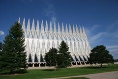 kaplicy kolor akademii lotniczej siły Zdjęcia Stock