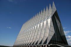 kaplicy kolor akademii lotniczej siły Obraz Stock