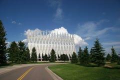 kaplicy kolor akademii lotniczej siły Zdjęcie Stock