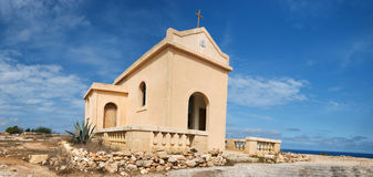 Kaplicy Panorama Zdjęcie Royalty Free