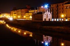 Kaplicy Santa Maria della Spina Zdjęcie Royalty Free