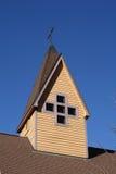 kaplicy steeple Zdjęcie Stock