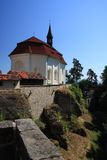 kaplicy valdstejn Zdjęcie Stock