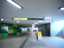 Kaponiera underground passage. stock video