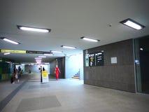 Kaponiera underground passage stock video footage