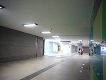 Kaponiera underground passage stock video
