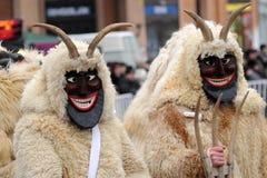 kaposvar的狂欢节 免版税库存图片