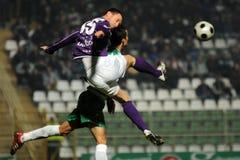 kaposvar ποδόσφαιρο kecskeme παιχνιδιών στοκ φωτογραφίες με δικαίωμα ελεύθερης χρήσης