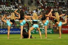 Kaposvar - Brescia u18 soccer game Stock Photo