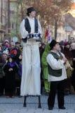 Kaposvar carnival Royalty Free Stock Image