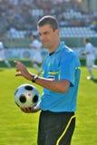 Kaposvar - Debrecen soccer match Stock Photo