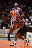 Kaposvar - het basketbalspel van Pecs Royalty-vrije Stock Afbeelding