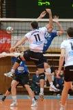 Kaposvar - MAFC volleyball game Stock Photo
