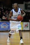 Kaposvar - Sopron basketball game Royalty Free Stock Image