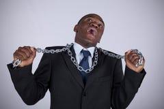 αφρικανική επιχειρησια&kapp Στοκ φωτογραφίες με δικαίωμα ελεύθερης χρήσης