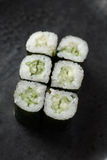 Kappa maki Roll Stock Photo
