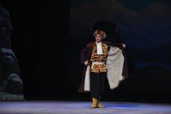 """Kappa- och tigerväst-Peking opera som """"Taking Tiger Montain By Strategyâ € Royaltyfri Foto"""