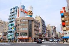 Kappabashi,东京 库存图片