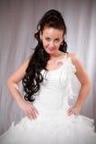 kappabröllopkvinna arkivfoton