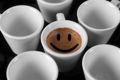 Kappe des Kaffees Stockfotografie