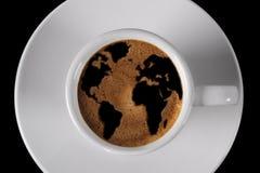 Kappe des Kaffees Lizenzfreie Stockbilder