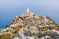Kappe Formentor, Majorca Stockbilder