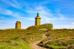 Kappe Frehel - Brittany France lizenzfreie stockfotografie