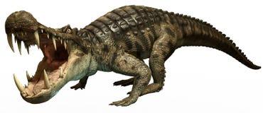 Kaprosuchus Royaltyfri Bild