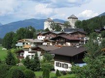 Kaprun castle, Austria Stock Photo