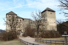 Kaprun castle Royalty Free Stock Photo