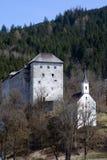 Kaprun Castle, Pinzgau, Austria Royalty Free Stock Photography