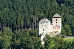 Kaprun kasztel, Austria Fotografia Stock