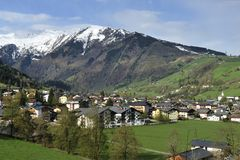 Kaprun Royalty Free Stock Images