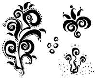Kaprys elementy Ilustracji