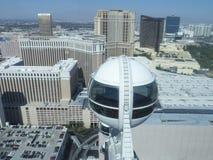 Kapsel Las Vegas för hög rulle Arkivfoton