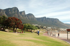 Kapstadt Lizenzfreies Stockbild