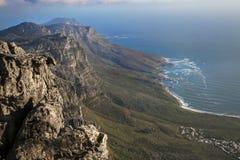 Kapstadt-Küste lizenzfreie stockfotografie