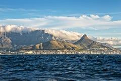 Kapstadt, Südafrika lizenzfreies stockbild