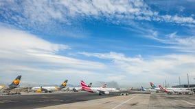 Kapsztad lotnisko obrazy stock