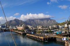 Kapsztad, Południowa Afryka, Zachodni przylądek, przylądka półwysep Zdjęcie Royalty Free