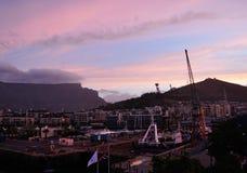 Kapsztad, Południowa Afryka, Zachodni przylądek, przylądka półwysep Obrazy Stock