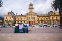 Kapsztad urząd miasta Zdjęcie Royalty Free