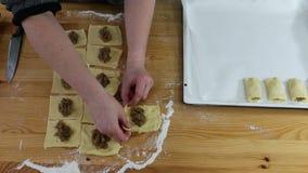 Kapuściani ciastka zdjęcie wideo