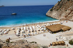 Kaputas Beach Stock Image