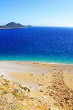 Kaputas Beach, Mediterranean coast, Turkey Stock Photos