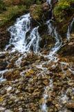 Kapuzbasi Waterfall in Kayseri Turkey Stock Image